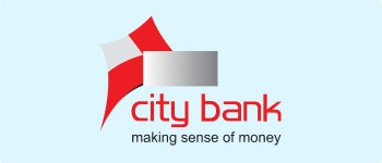 Pay your monthly bill through City Bank